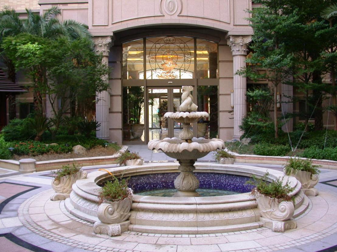 Awesome Outdoor Fountain Ideas Pictures