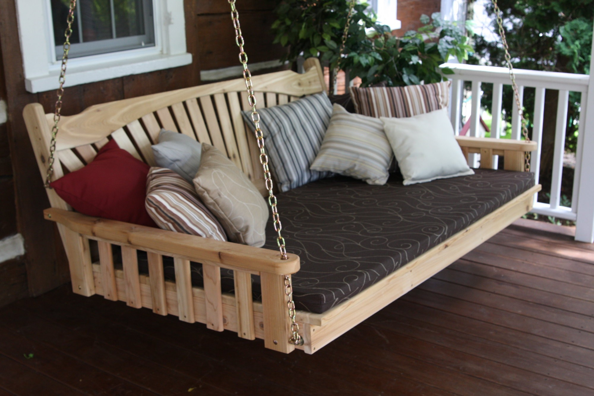 Awesome Porch Bed Swing
