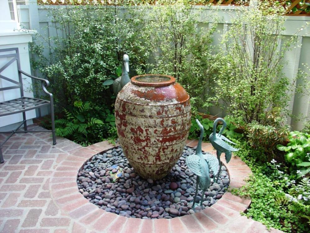 Beautiful Outdoor Fountain Ideas