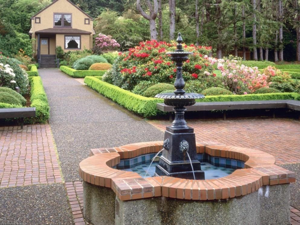 Best Outdoor Fountain Ideas