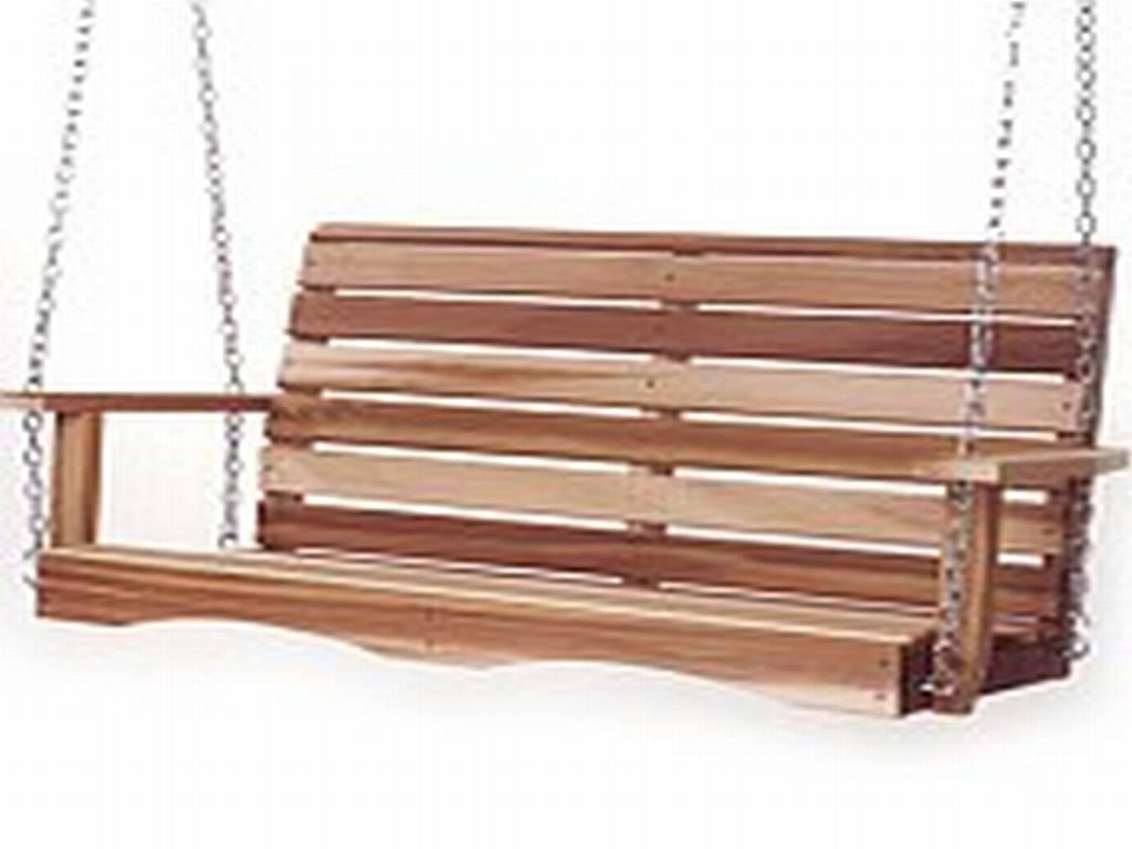 Best Porch Swing Wood