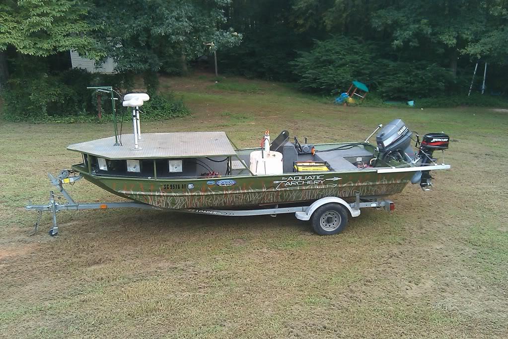 Bowfishing Deck Image