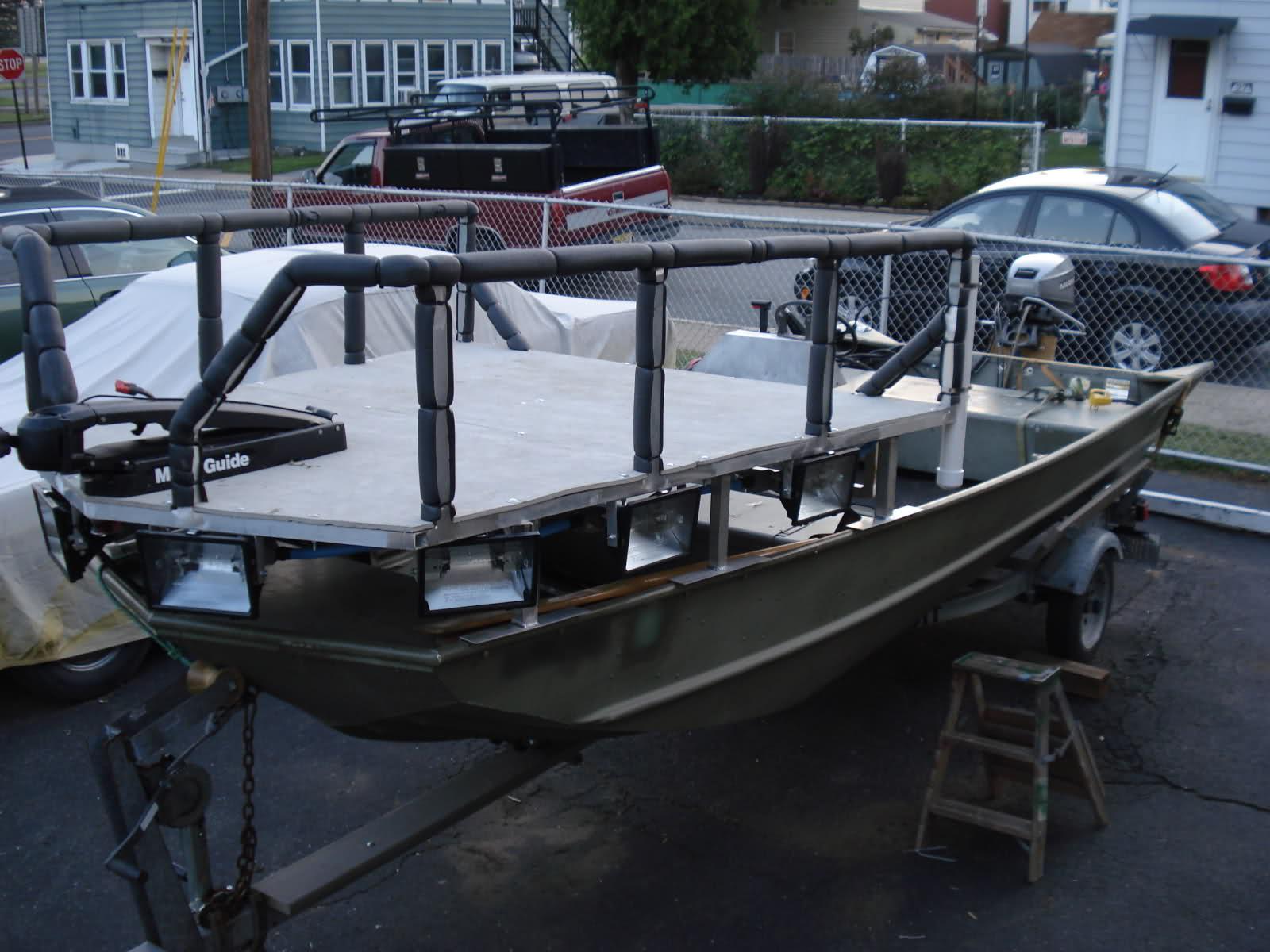 Bowfishing Deck