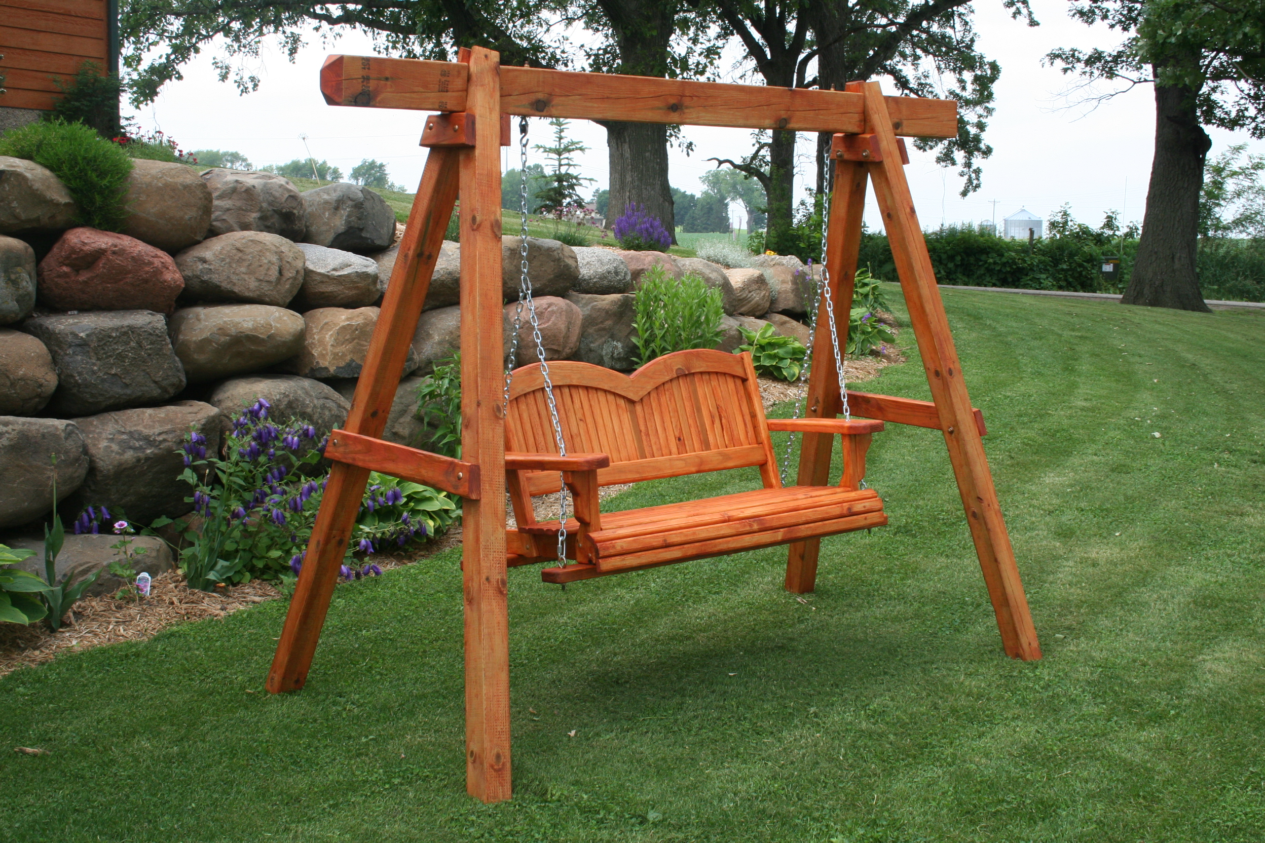 Building A Porch Swing Ideas