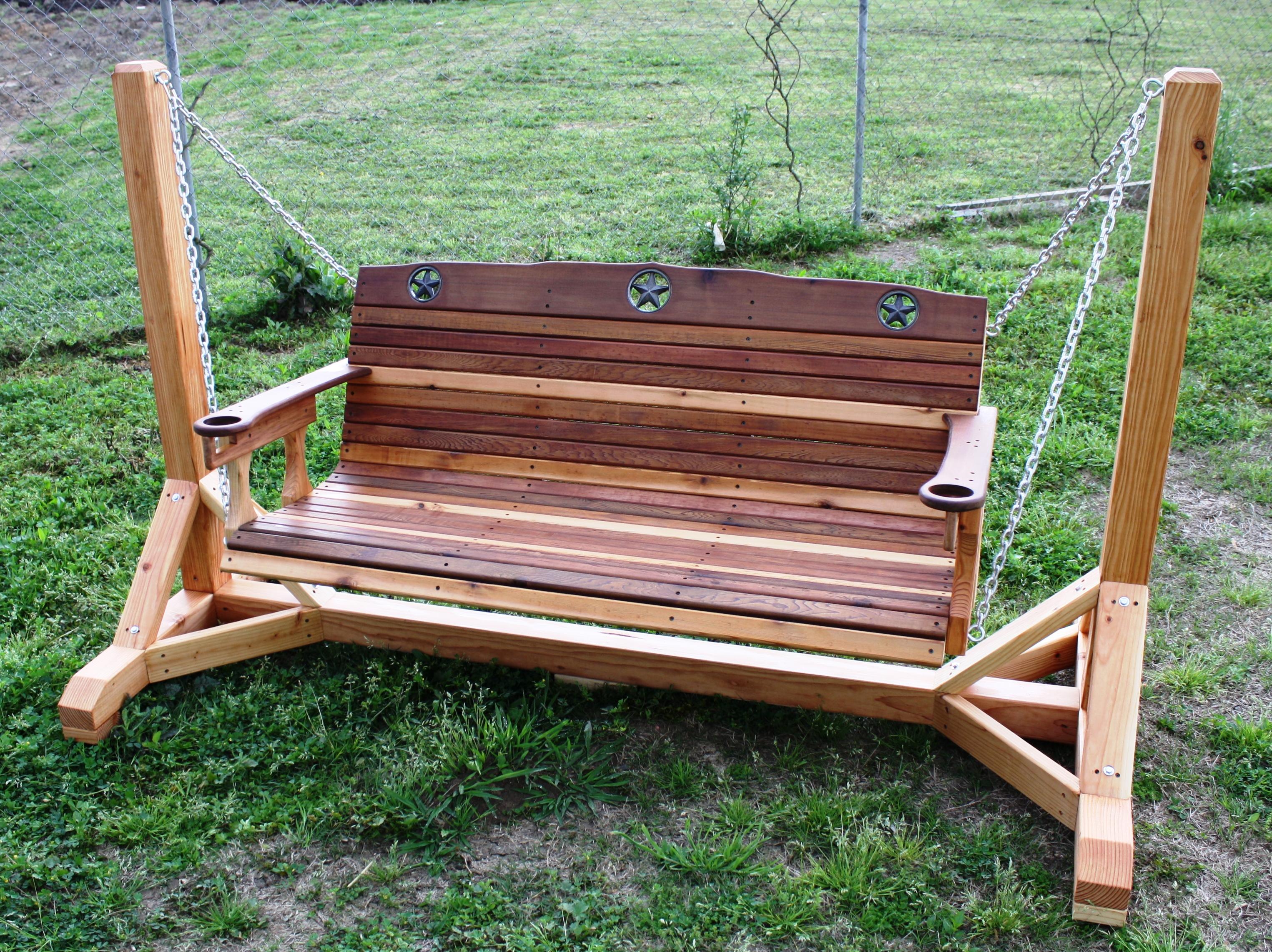 Building A Porch Swing Plans