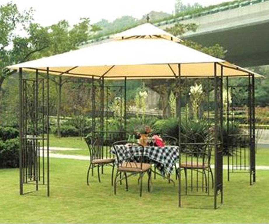 Canvas Gazebo Tops