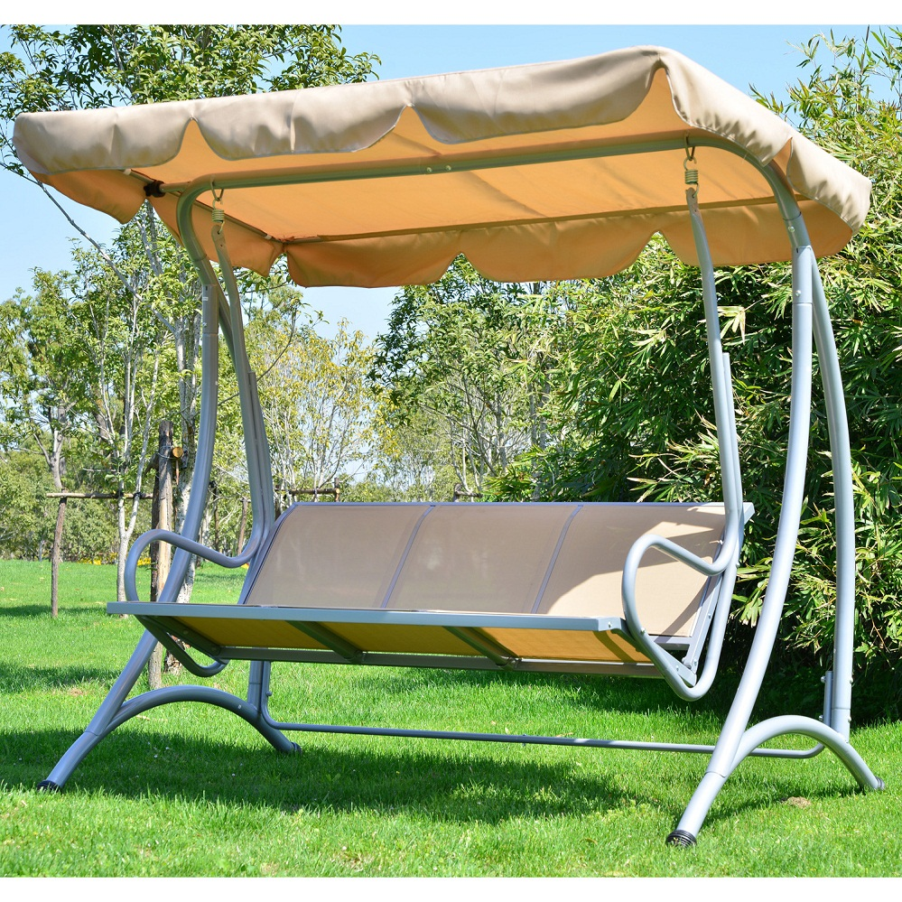 Covered Outdoor Patio Swing