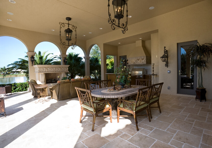 Covered Patio Ideas Type