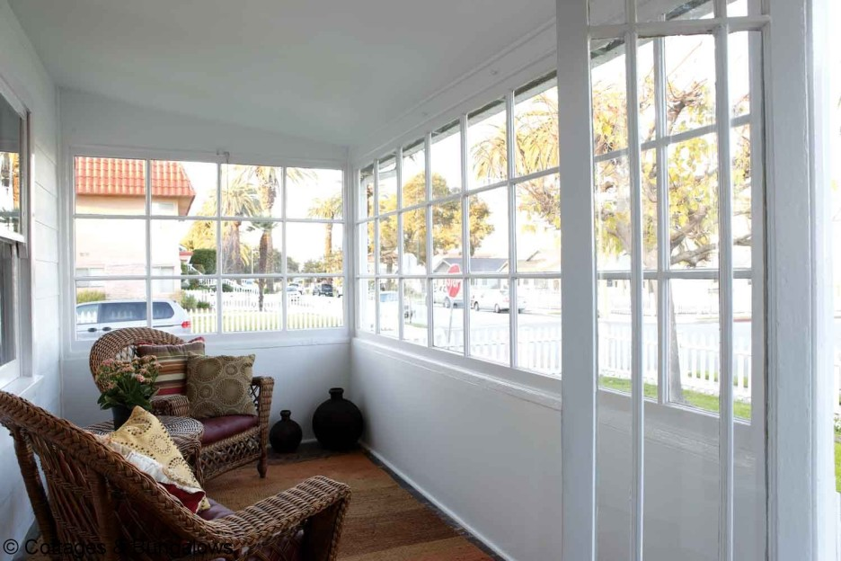 Enclosed Front Porch Ideas Paint