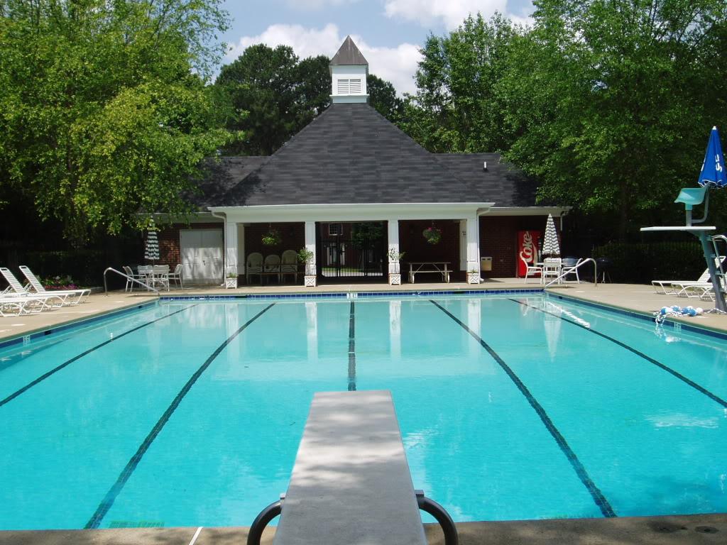 Enjoy Swimming Pool Diving Board
