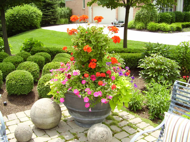 Flower Planters Design For Home