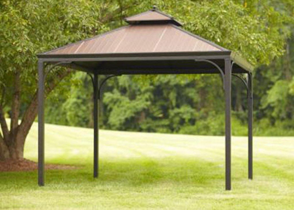 Hampton Bay Pergola Cover