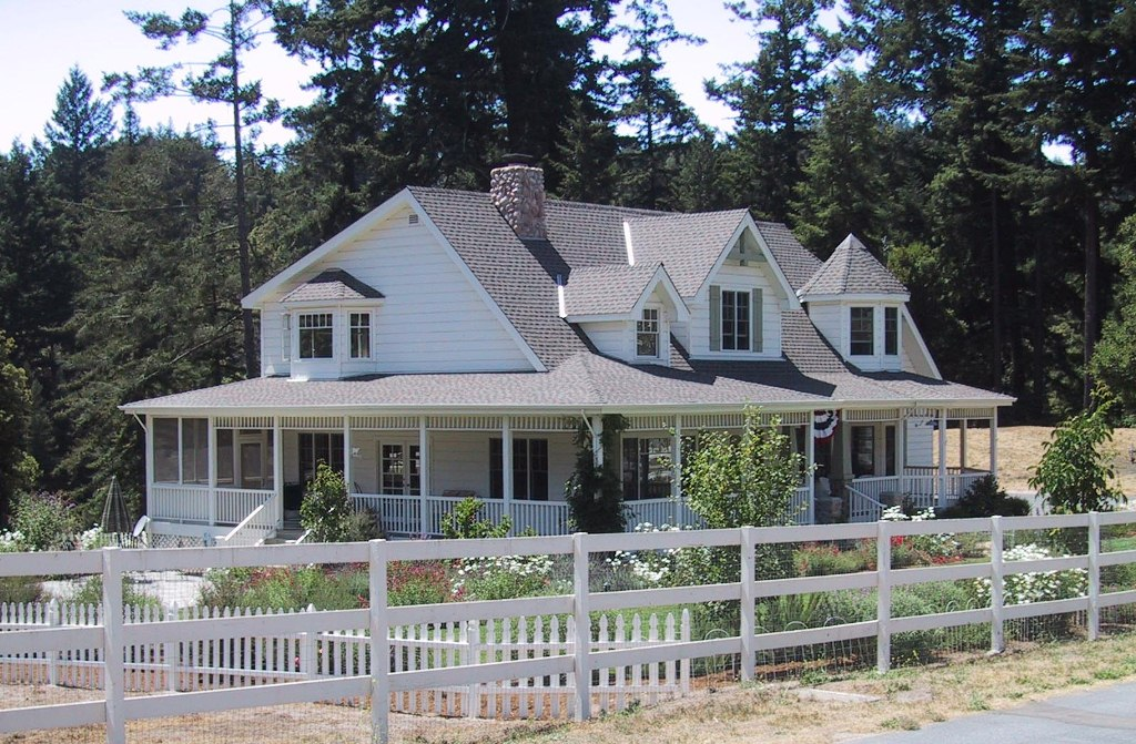 Home Plans With Porches Idea