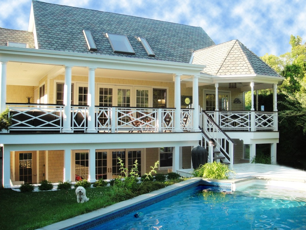House Plans With Porches And Pool