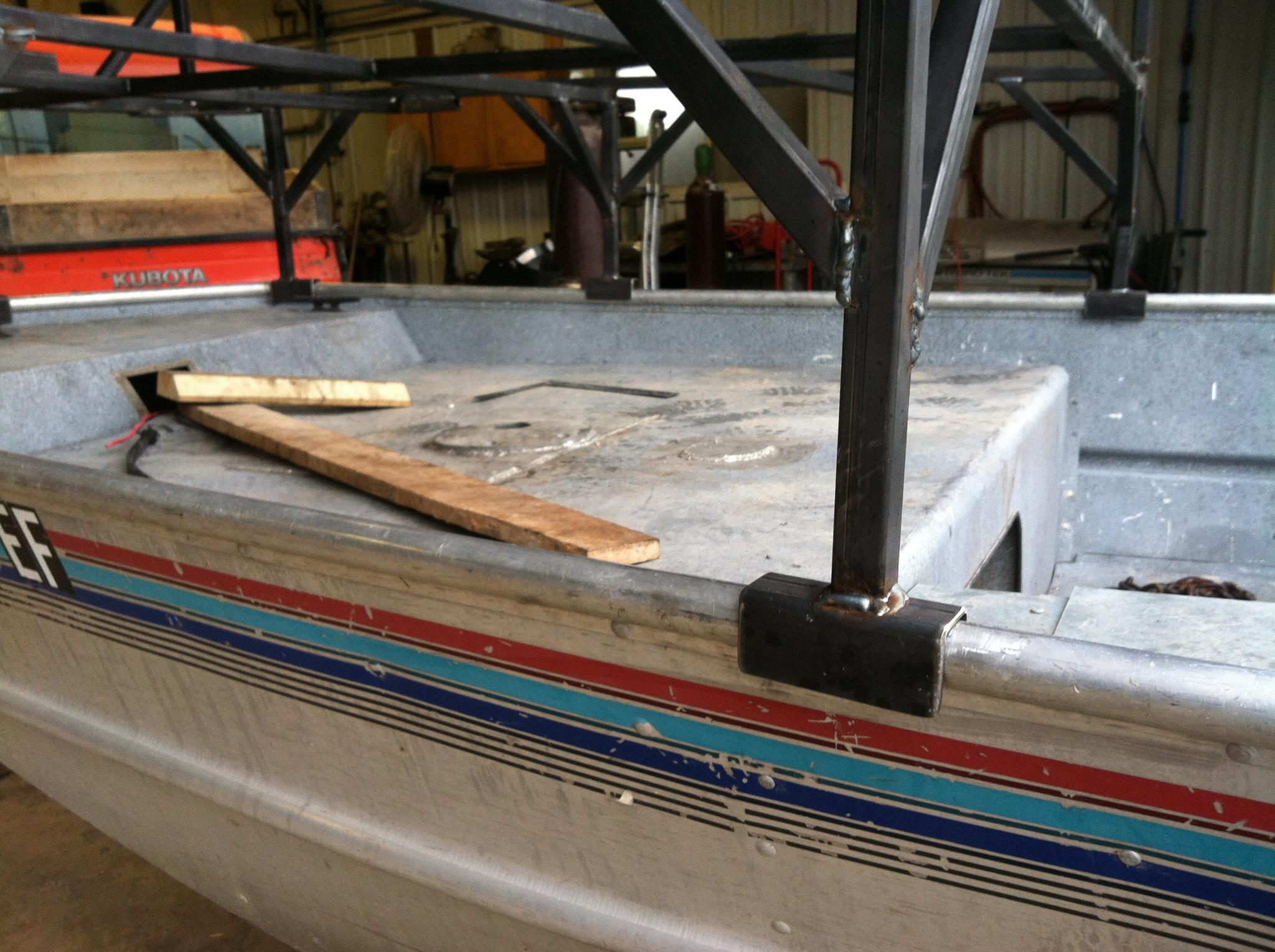 How To Build Bowfishing Deck