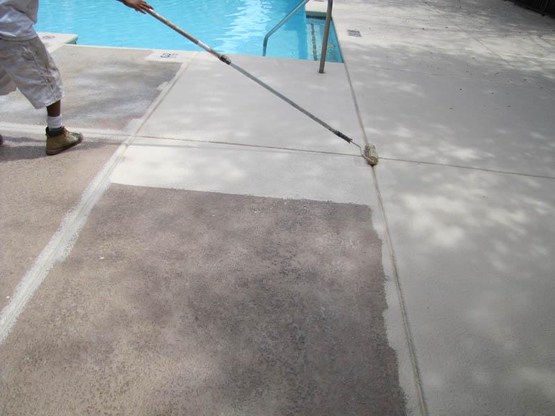 Kool Deck Covering