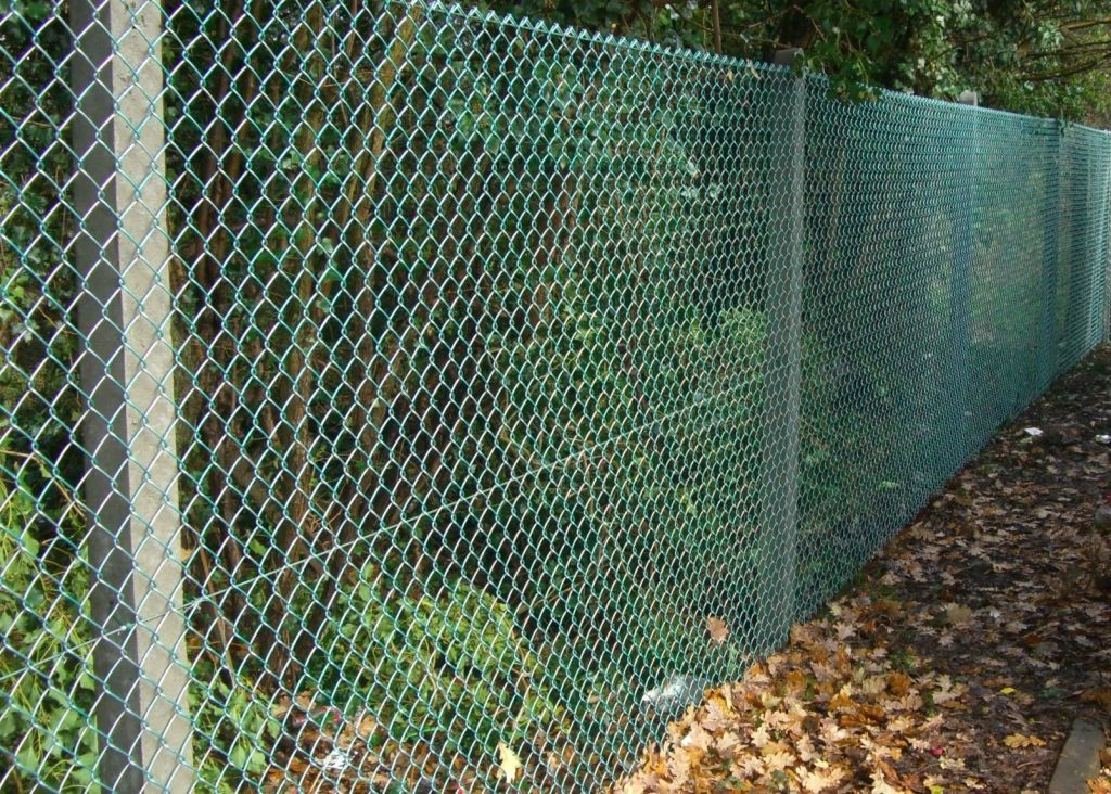 Mesh Fencing Chain