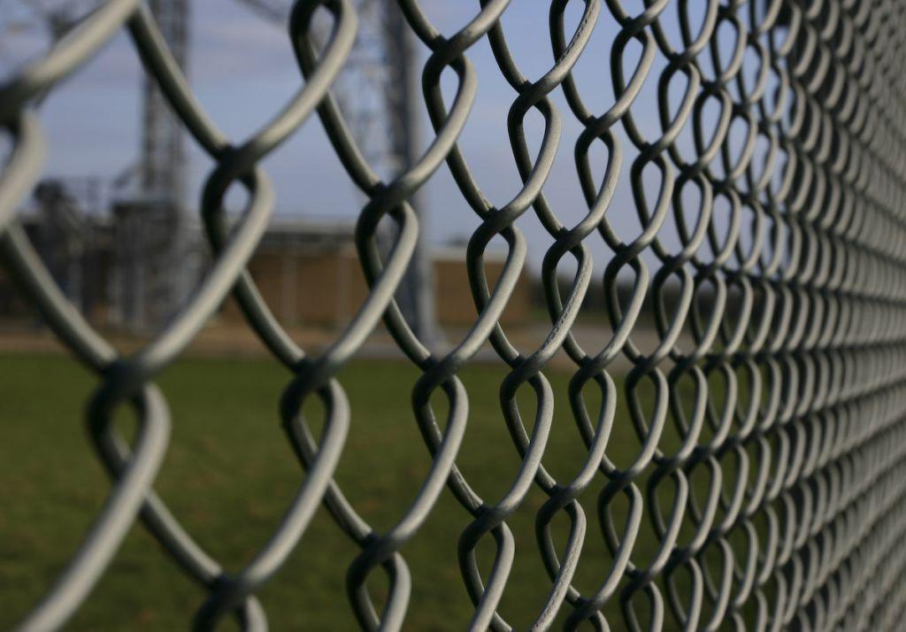 Mesh Fencing Link