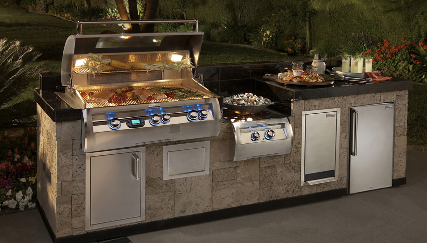Modern Outdoor Charcoal Grills