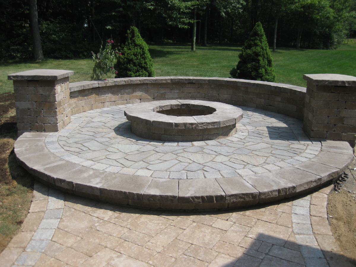Natural Gas Outdoor Fire Pit Ideas — Rickyhil Outdoor Ideas