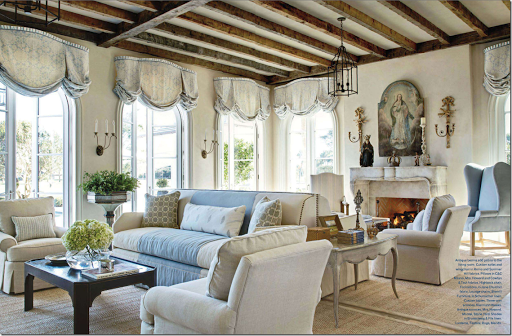 New Sunroom Window Treatments