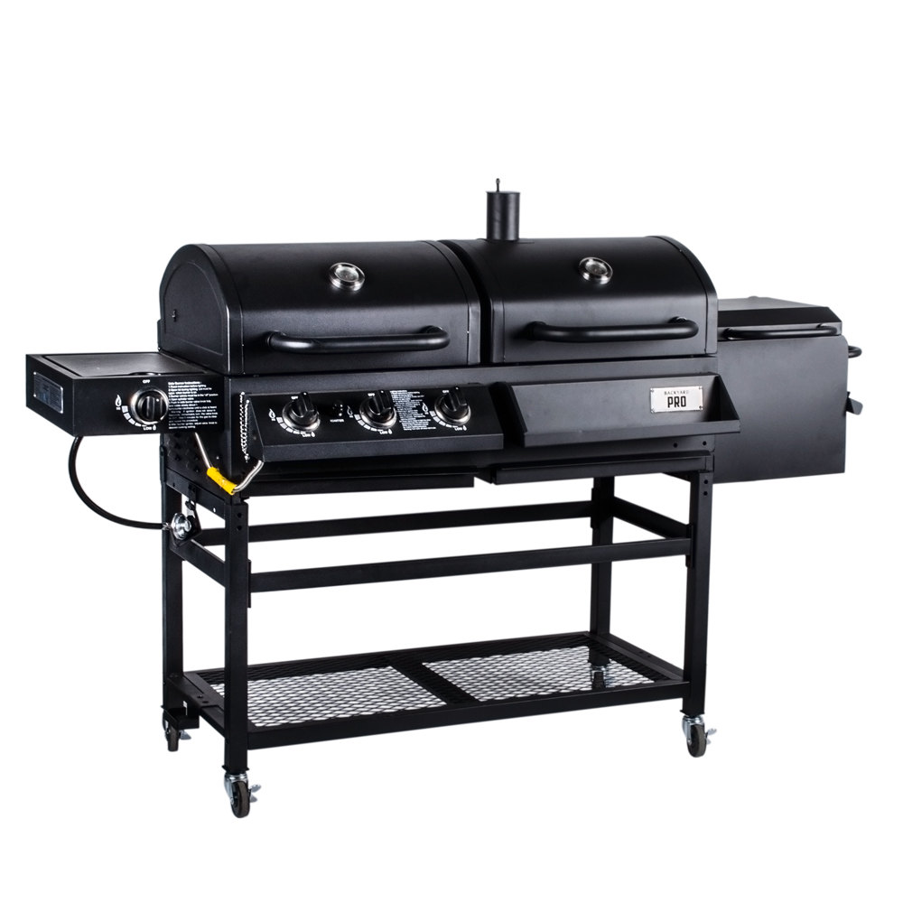 Outdoor Charcoal Grills Black