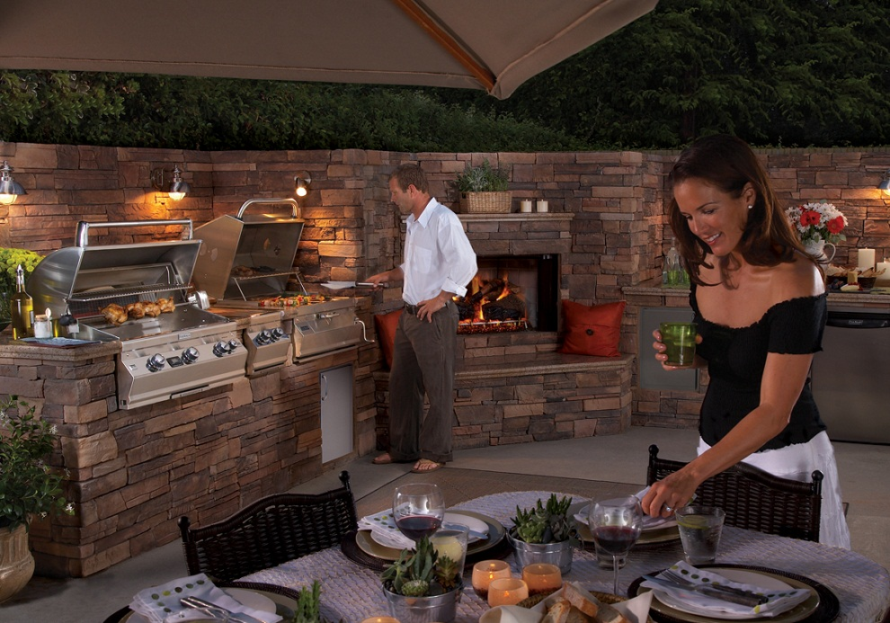 Outdoor Charcoal Grills Ideas