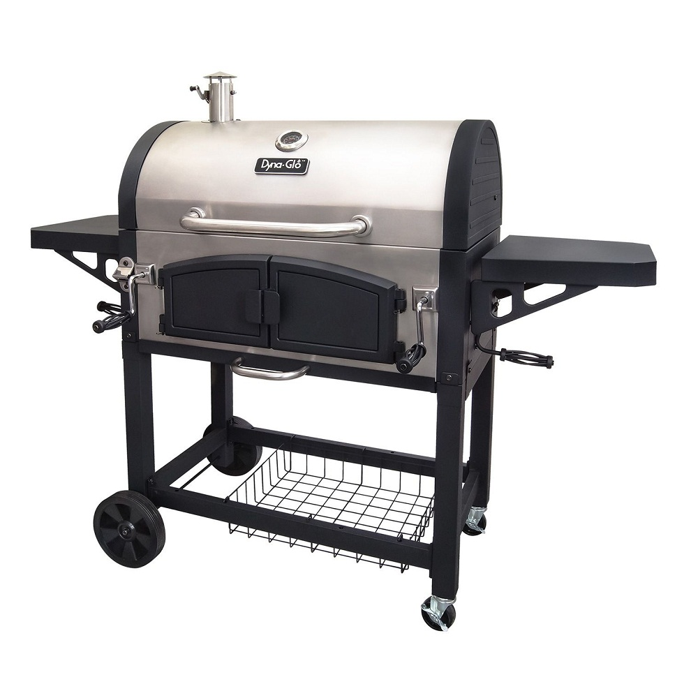 Outdoor Charcoal Grills On Wheel