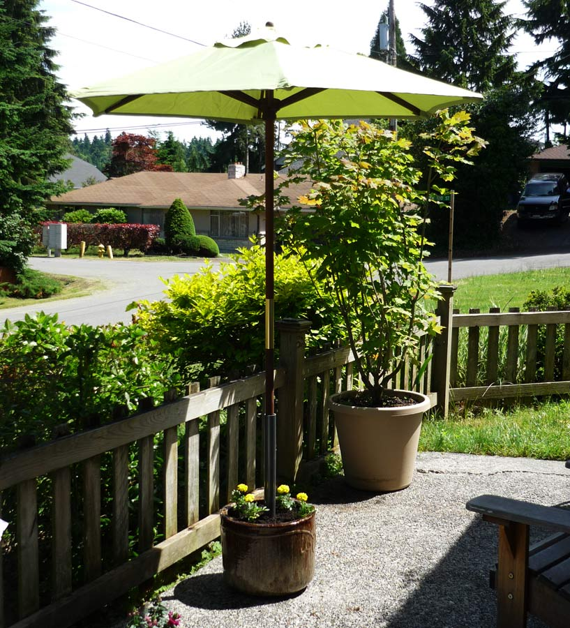 Outdoor Patio Umbrella Small