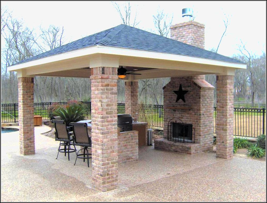 Outside Covered Patio Ideas