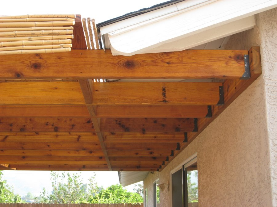 Patio Cover Ideas Wood
