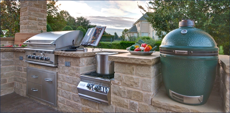 Patio Outdoor Charcoal Grills