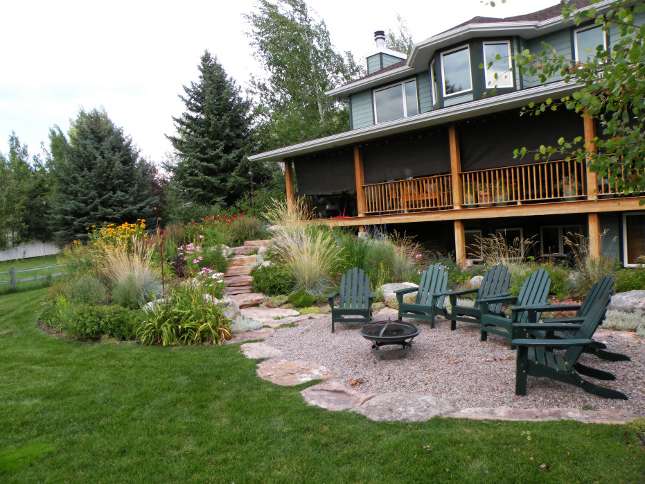 Picture Of Pea Gravel Patio : Rickyhil Outdoor Ideas - How ...