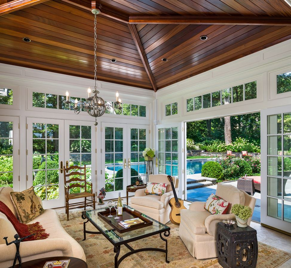 Pictures Of Sunrooms Wood