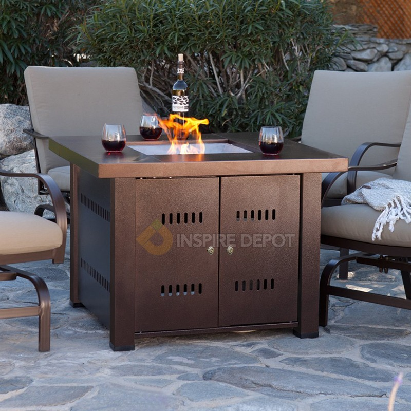 Propane Outdoor Fireplace Type