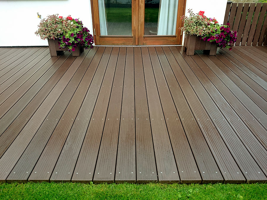 Recycled Plastic Decking Rickyhil Outdoor Ideas How To