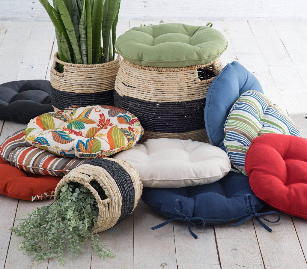 Round Outdoor Cushions Images