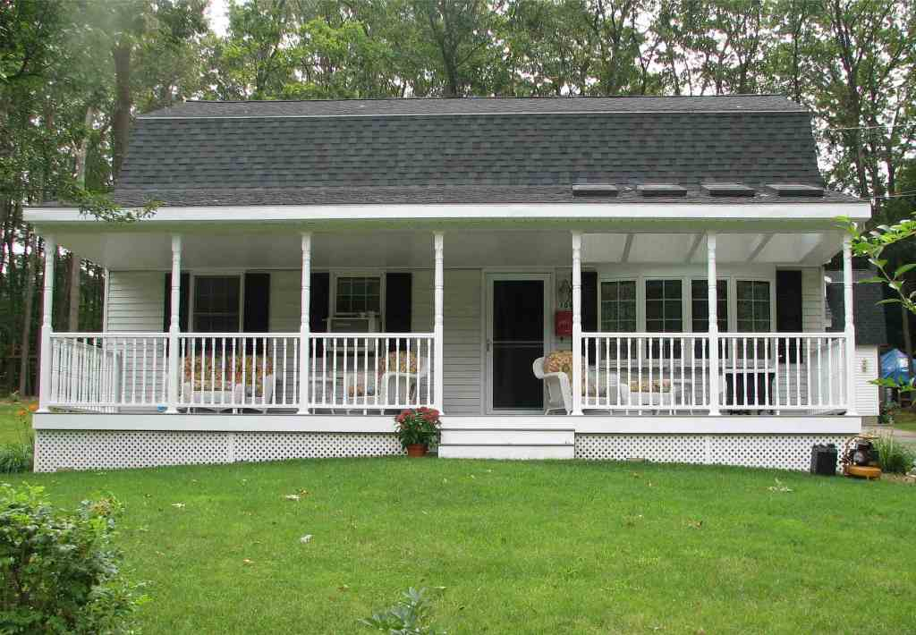 Simple Home Plans With Porches