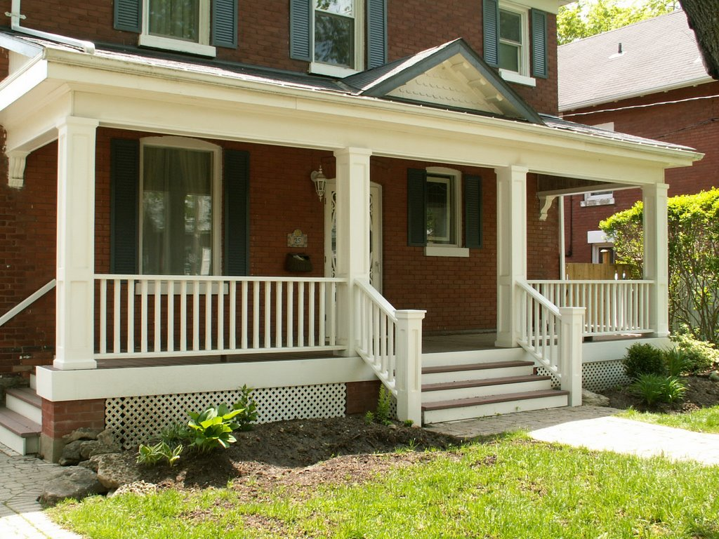 Simple Images Of Front Porches