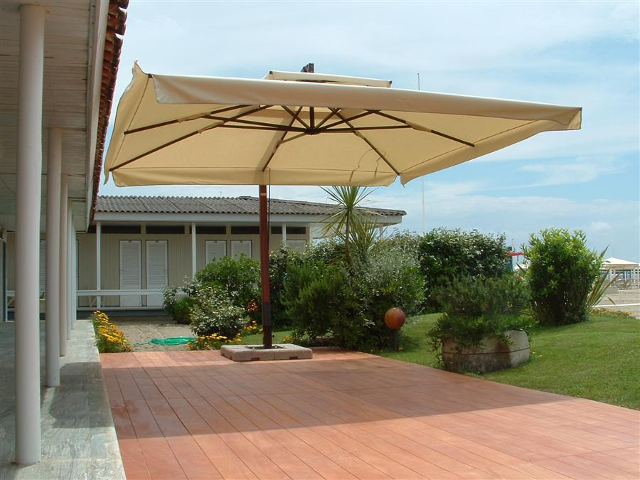 Style Large Outdoor Patio Umbrella