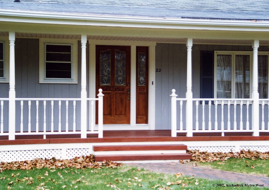 Stylish Images Of Front Porches