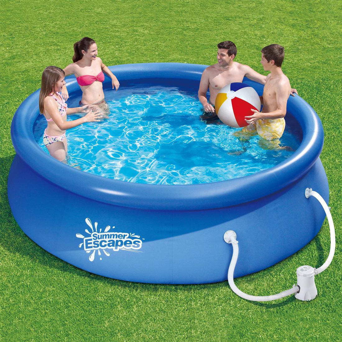 Summer Costco Swimming Pools