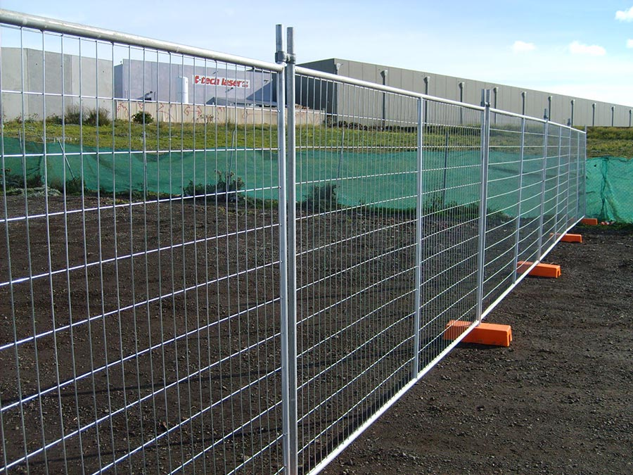 Temporary Fence Panels Auction
