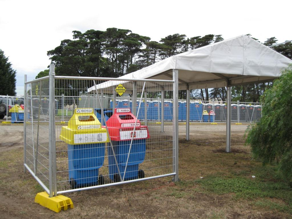 Temporary Fence Panels For Event
