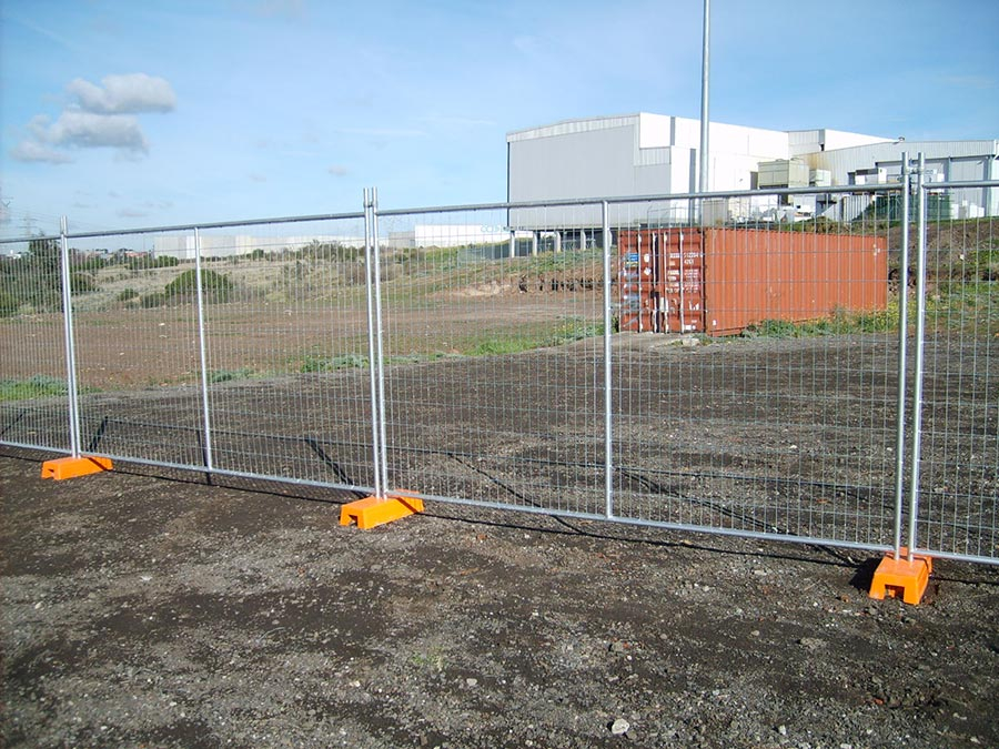 Temporary Fence Panels For Park