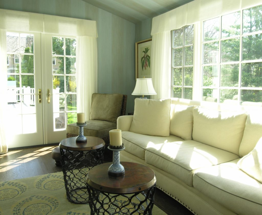 Sunroom Window Treatments Rickyhil Outdoor Ideas