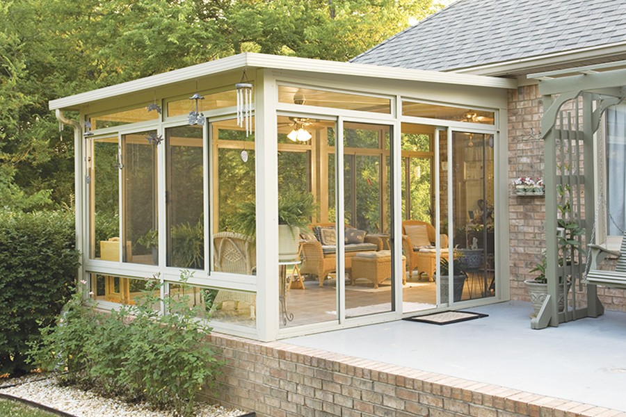 Three Season Porch Style