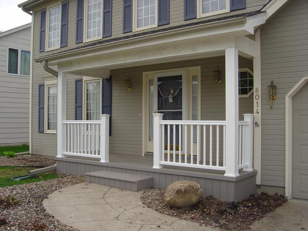 Unique Images Of Front Porches