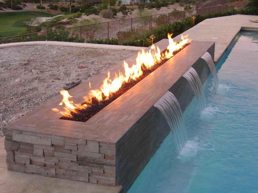 Wonderful Propane Outdoor Fire Pit