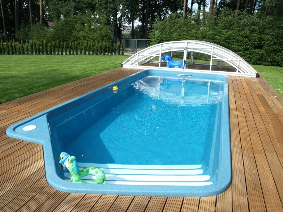 Wooden Small Swimming Pool Ideas Rickyhil Outdoor Ideas How To